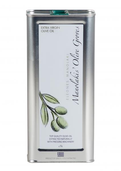 Olivenöl extra nativ 5 Liter Kanister