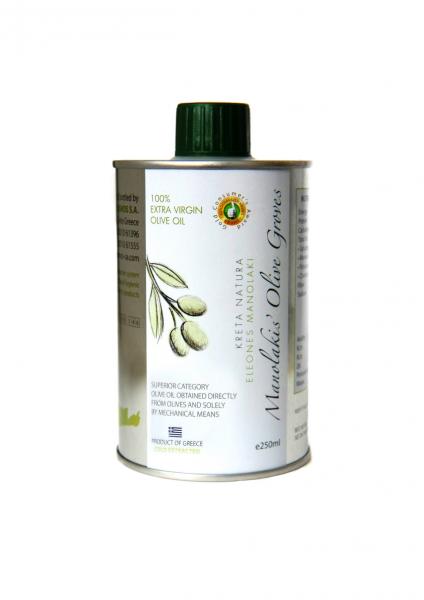 Olivenöl extra nativ 250-ml Flasche