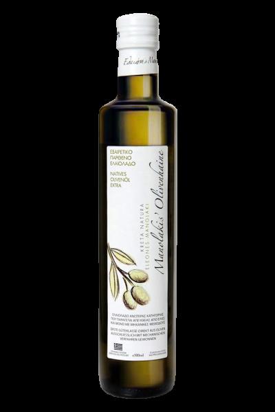 Olivenöl extra nativ 500-ml Flasche